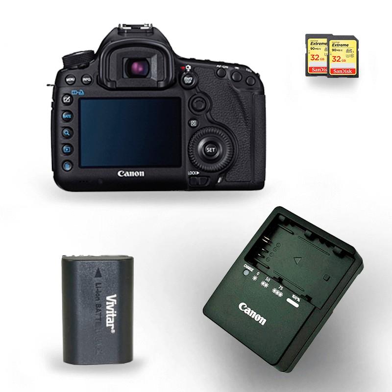 kit-locacao-canon-5d-mark-iii-com-bateria-lp-e6-extreme-32gb-90mbs 3câmeras aluguel de equipamentos fotográficos rj