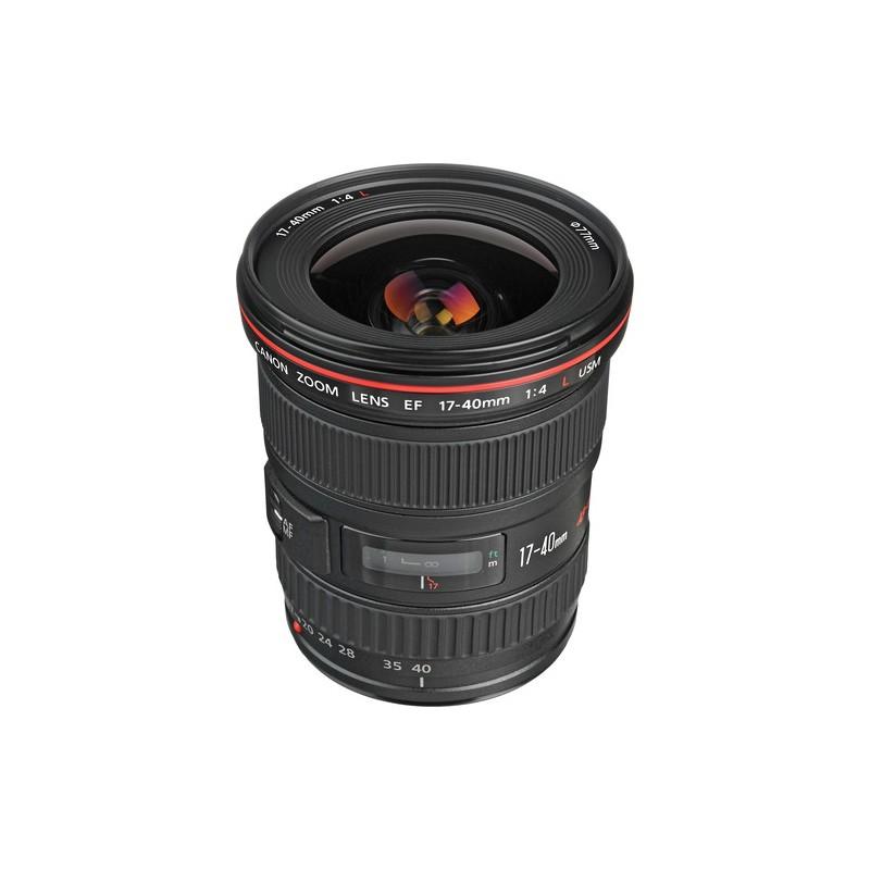 Lente Canon 17-40mm