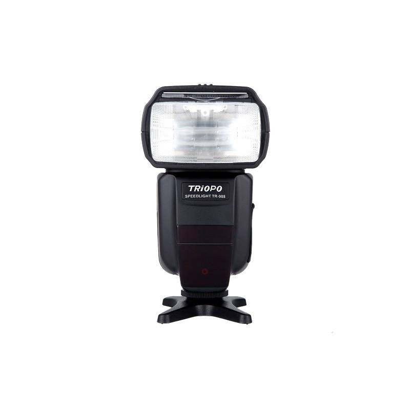 flash-triopo-tr-988-speedlight loca câmeras locação de equipamentos fotograficos rj