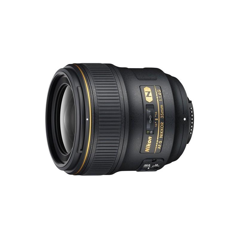 lente-nikon-afs-35mm-f-14g loca câmeras locação de equipamentos fotograficos rj