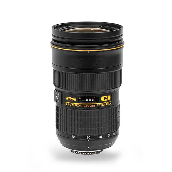 Lente Nikon 24-70mm f/2.8G ED