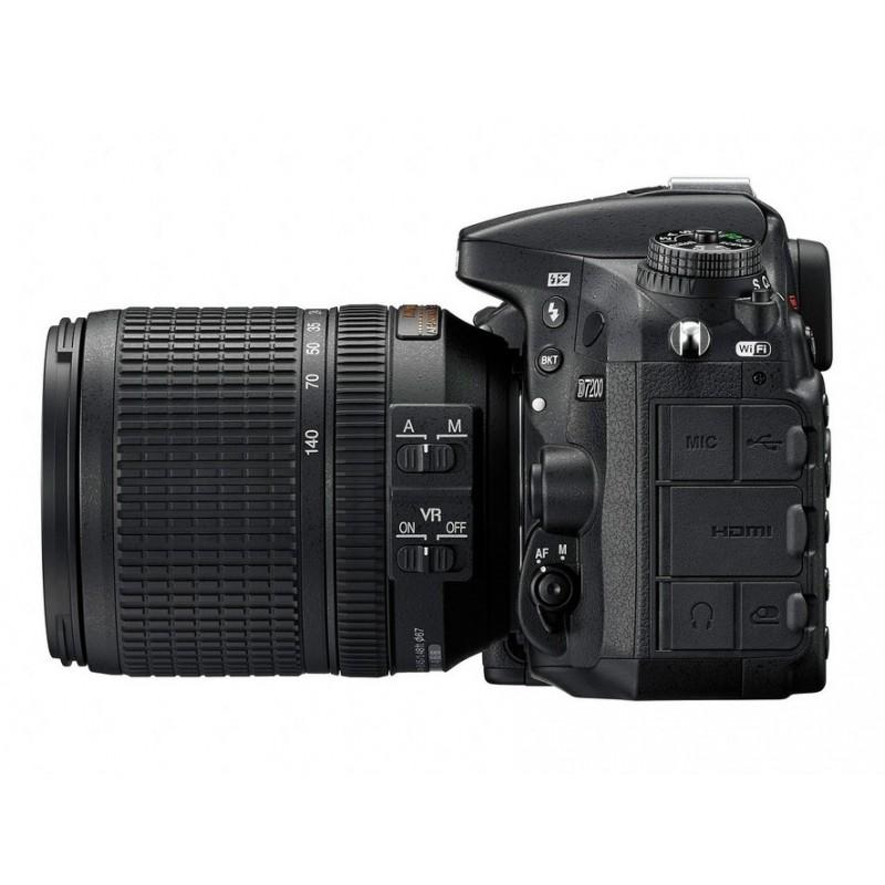 nikon-d7200-kit-18-140mm (1) loca câmeras locação de equipamentos fotograficos rj