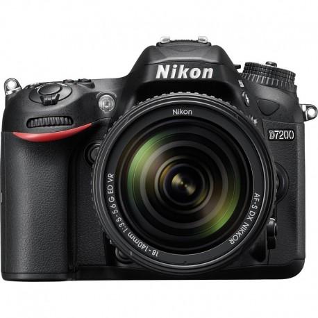 nikon-d7200-kit-18-140mm loca câmeras locação de equipamentos fotograficos rj