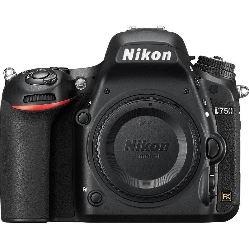 nikon-d750-corpo loca câmeras locação de equipamentos fotograficos rj