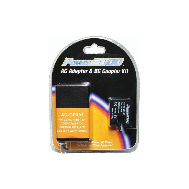 -eliminador-de-bateria-power2000-para-gopro-hero3 loca câmeras locação de equipamentos fotograficos rj