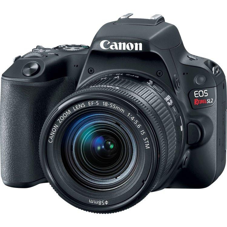 Canon EOS Rebel SL2.