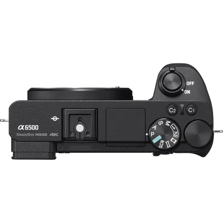 Sony Alpha a6500 (Corpo) – Detalhes