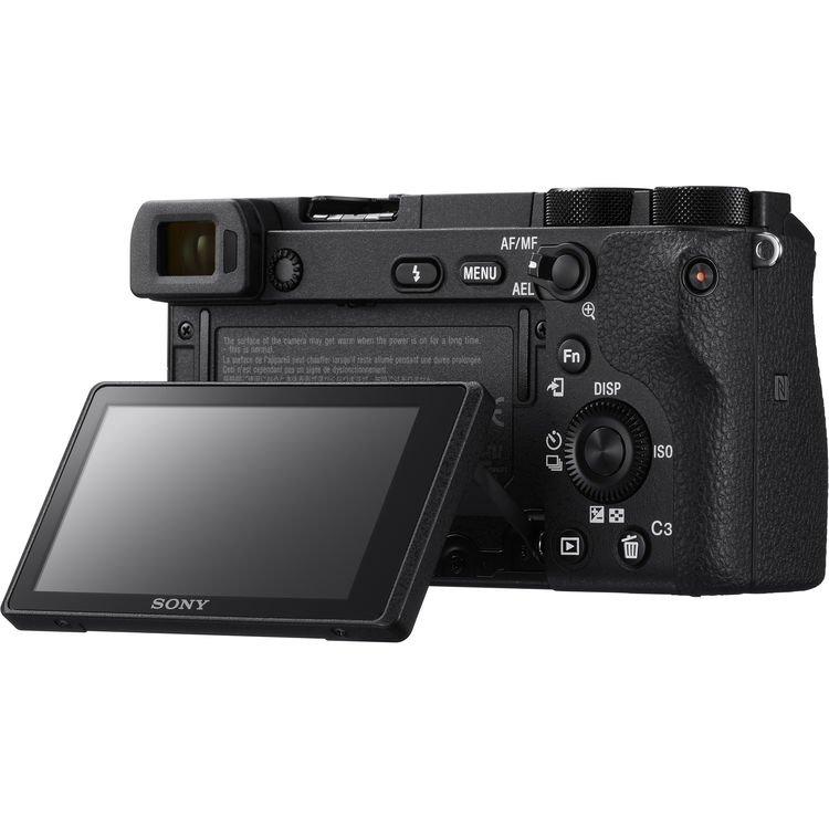 Sony Alpha a6500 (Corpo) – LCD