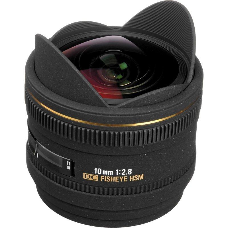 Lente Sigma 10mm 2.8