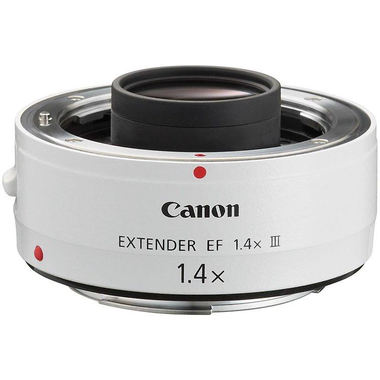 Teleconverter Canon Extender EF 1.4X III – Detalhes