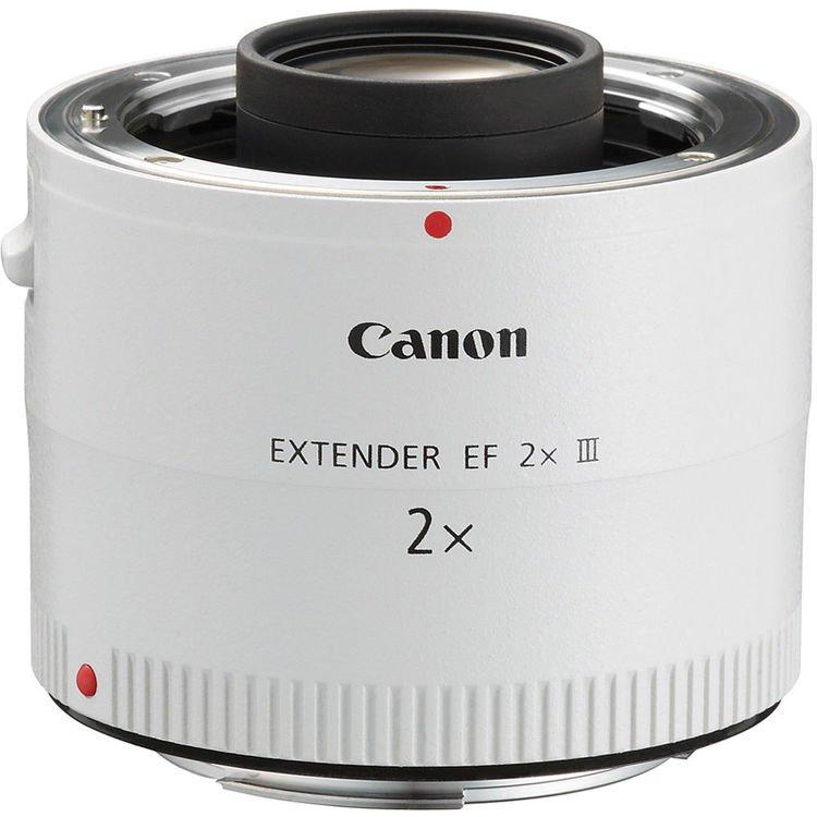 Teleconverter Canon Extender EF 2.0X III – Detalhes