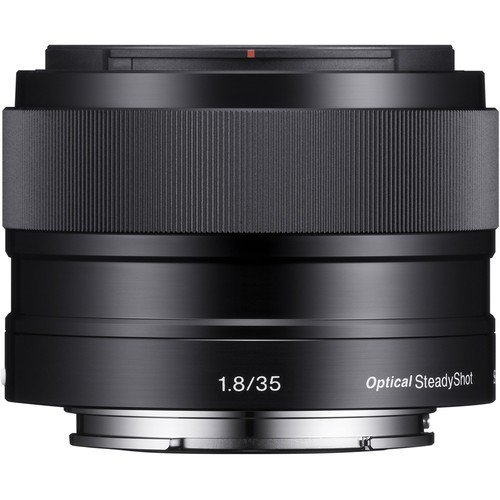 Lente Sony E 35mm f/1.8 OSS – Detalhes
