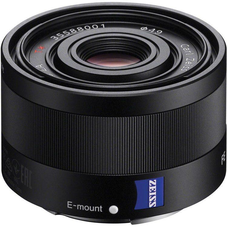 Sony 35mm f/2.8.