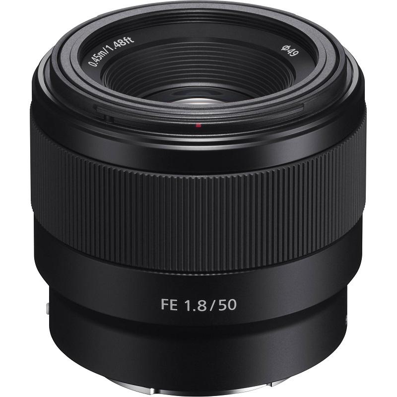 Lente Sony 50mm f/1.8