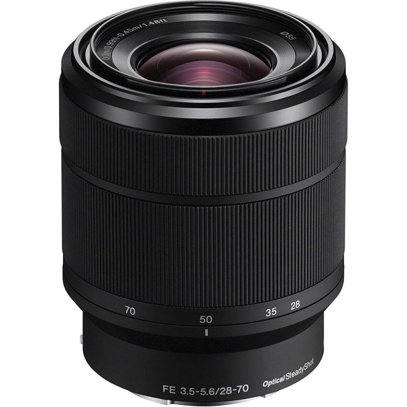 Lente Sony FE 28-70mm f3.5 5.6 OSS