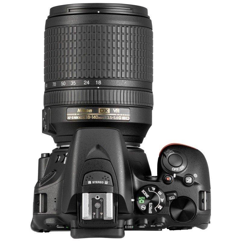 Nikon D5500 + AFS 18 140mm f/3.5 5.6G ED VR – Detalhes