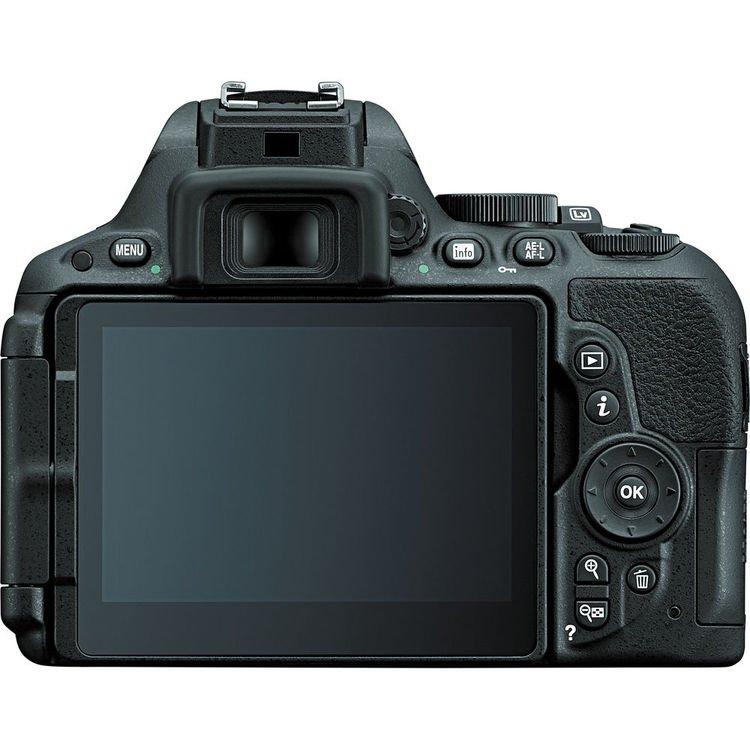 Nikon D5500 + AFS 18 140mm f/3.5 5.6G ED VR – LCD
