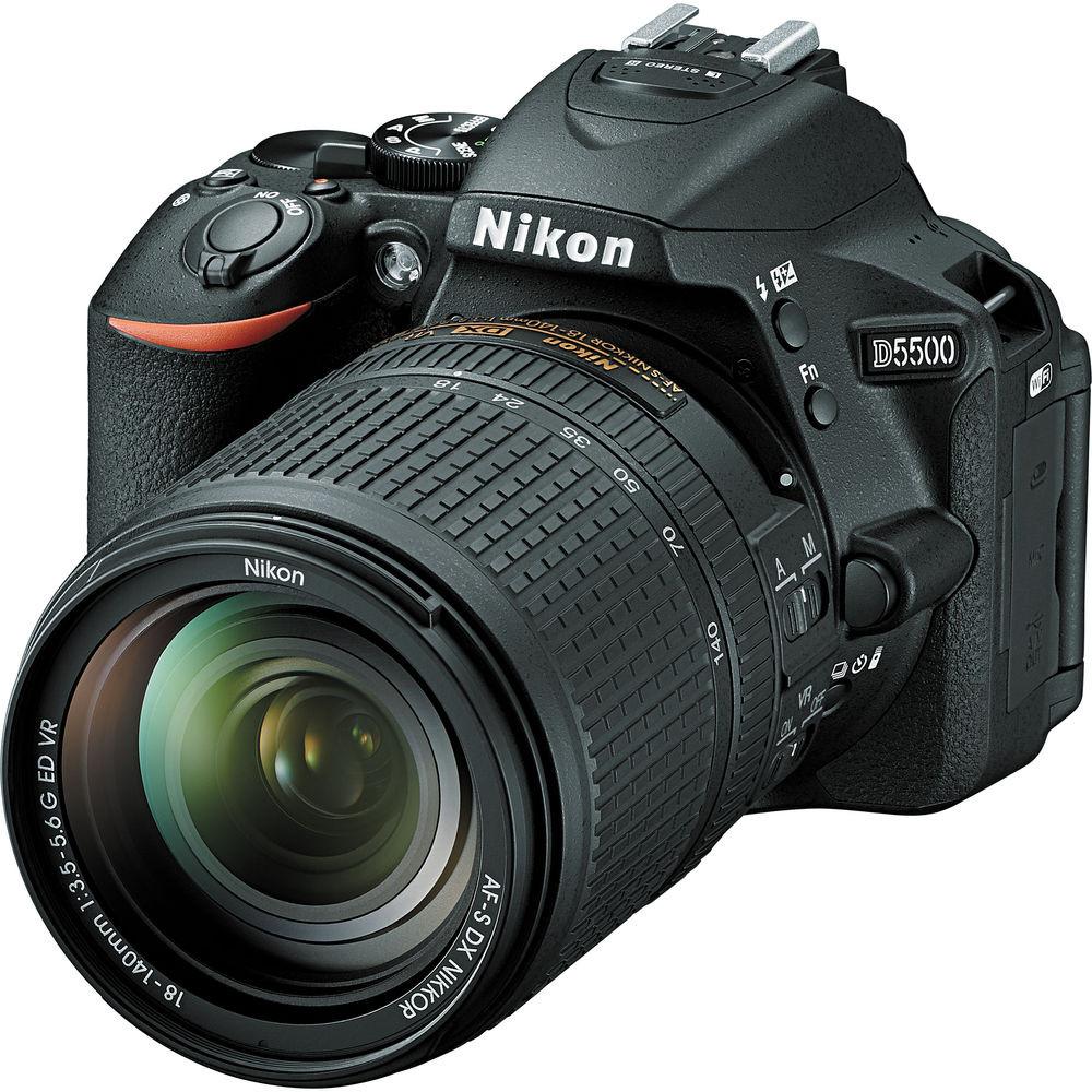 Nikon D5500 + AFS 18 140mm f/3.5 5.6G ED VR
