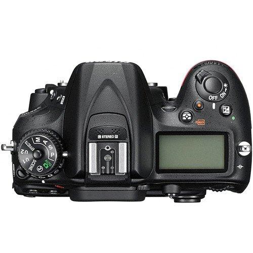 Nikon D7200 + AFS 18 55mm f/3.5 5.6G VR II DX – Detalhes