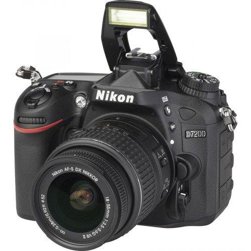 Nikon D7200 + AFS 18 55mm f/3.5 5.6G VR II DX