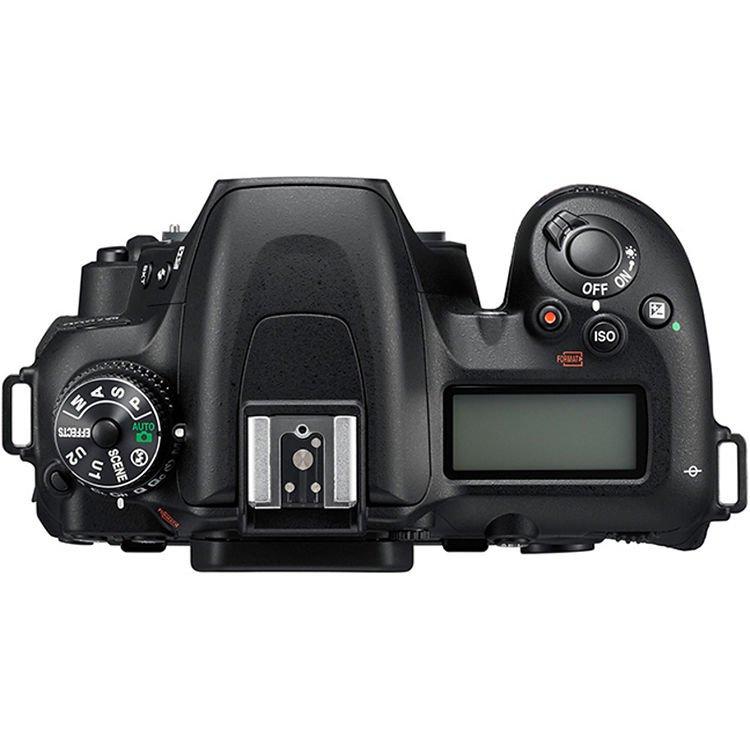 Nikon D7500 + AFP DX 18 55mm f/3.5 5.6G VR – Detalhes
