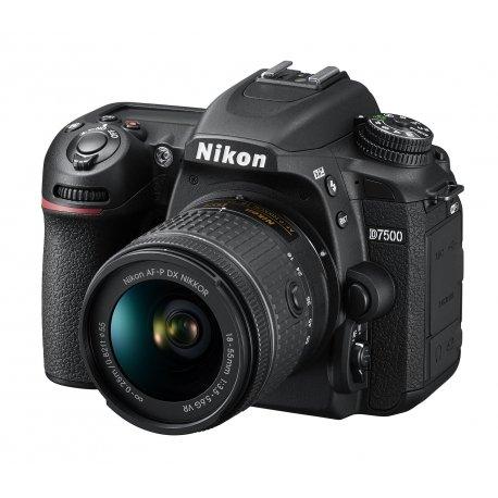 Nikon D7500 + AFP DX 18 55mm f/3.5 5.6G VR