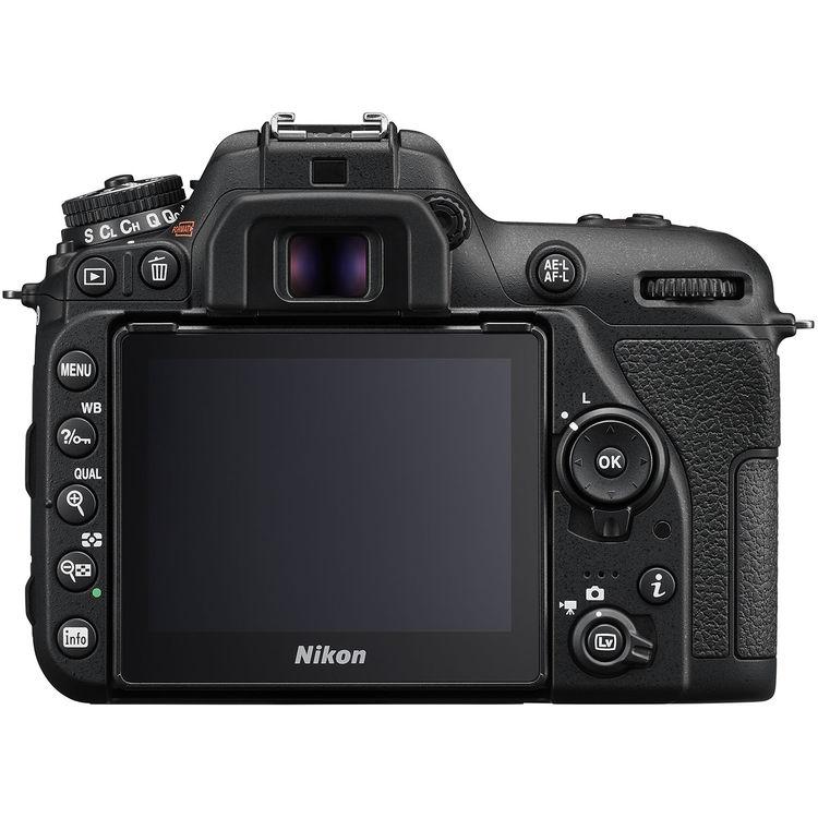 Nikon D7500 + AFS 18 105mm f/3.5 5.6G ED VR – LCD