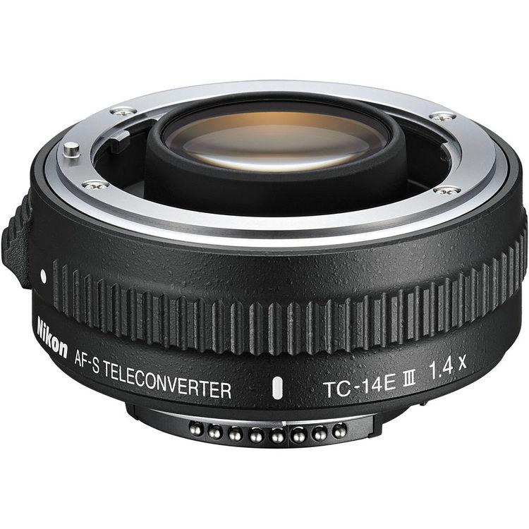 Teleconverter Nikon Extender TC 14E III 1.4x