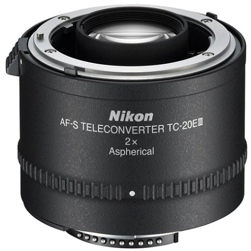 Teleconverter Nikon Extender TC 20E III 2x