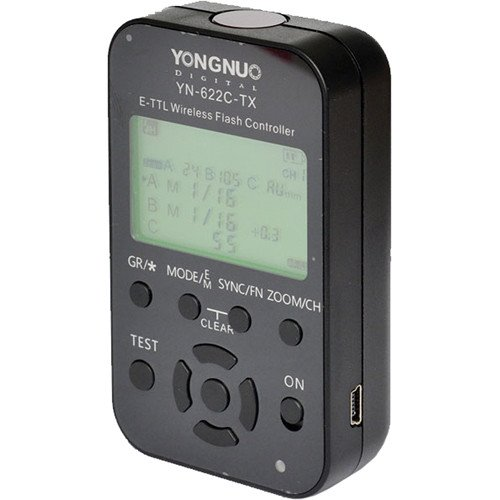 Radio Flash Yongnuo YN622C KIT – TX