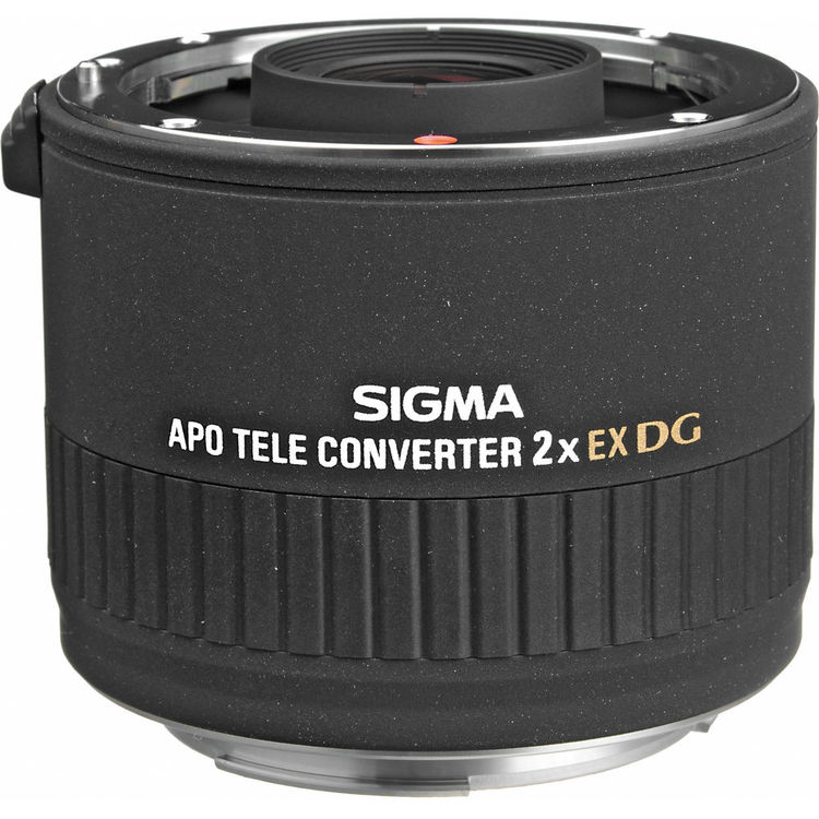 Teleconverter Sigma APO 2x EX DG (Canon)