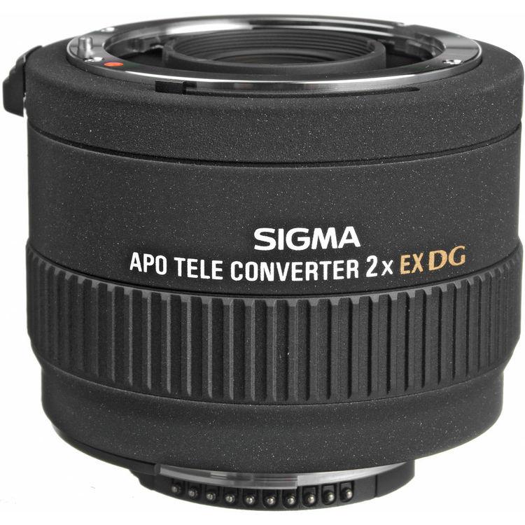 Teleconverter Sigma APO 2x EX DG (Nikon)