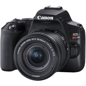 Canon EOS SL3 + EFS 18 55mm IS STM