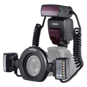 Flash Yongnuo YN 24EX Macro TTL (Canon)