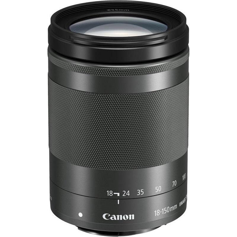 Lente Canon EFM 18 150mm f/3.5 6.3 IS STM