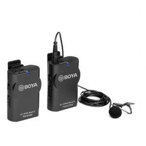 Microfone Lapela BOYA BY-WM4 Mark II