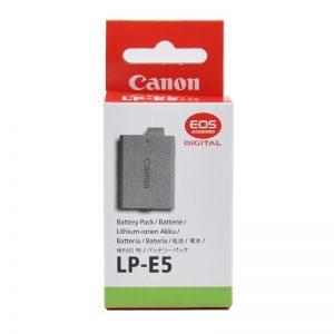 Canon LP E5 - Caixa
