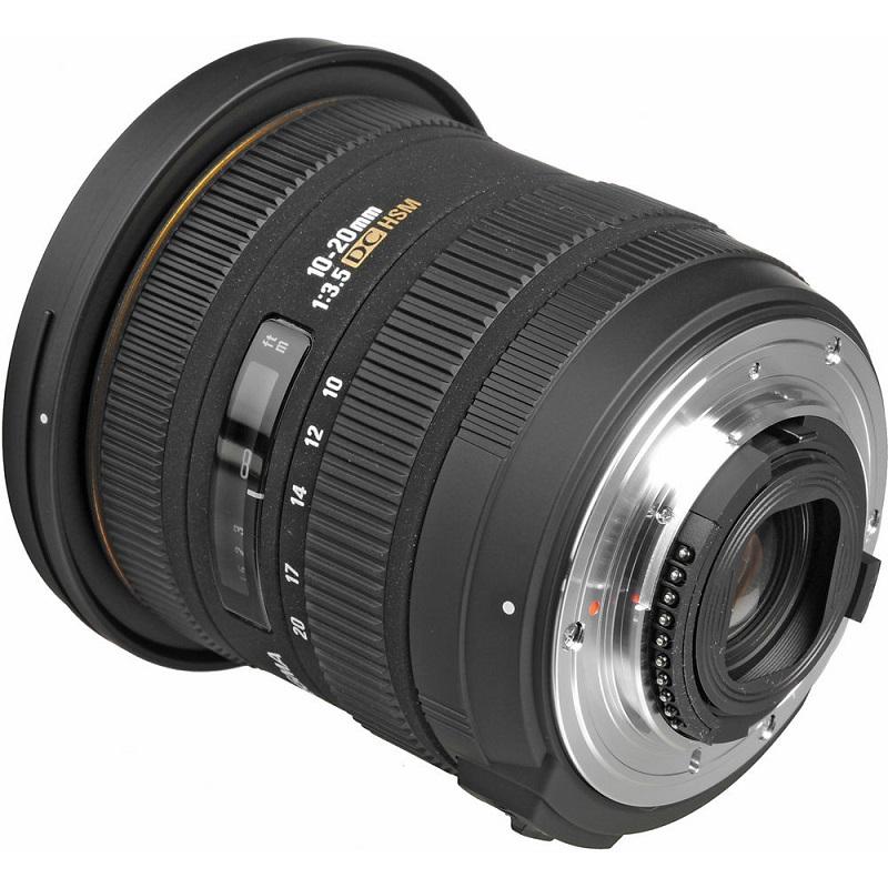 Lente Sigma 10 20mm f 3.5 EX DC HSM (Nikon) – Baioneta