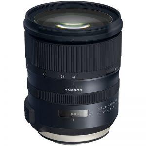 Lente Tamron SP 24-70mm f/2.8 Di VC USD G2 (Canon)