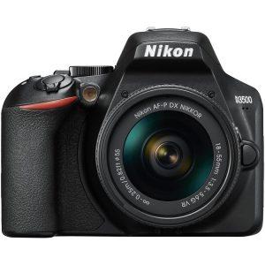 Nikon D3500 + AFP 18 55mm VR