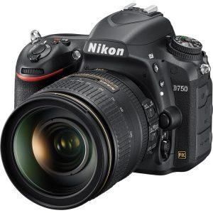 Nikon D750 + 24 120mm