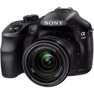 Sony Alpha a3000 + 18-55mm f/3.5-5.6
