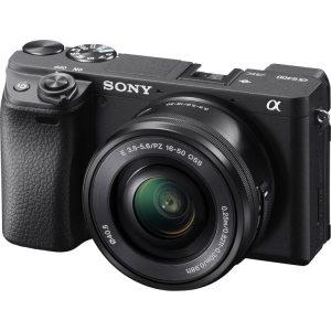Sony Alpha a6400 + 16 50mm f/3.5 6.3 OSS