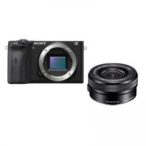 Sony Alpha a6600 + 16 50mm f/3.5 5.6 OSS
