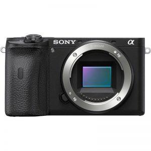 Sony Alpha a6600 (Corpo)
