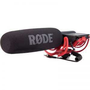 Microfone RODE VideoMic