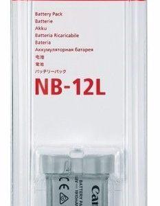 Canon NB 12L - Caixa