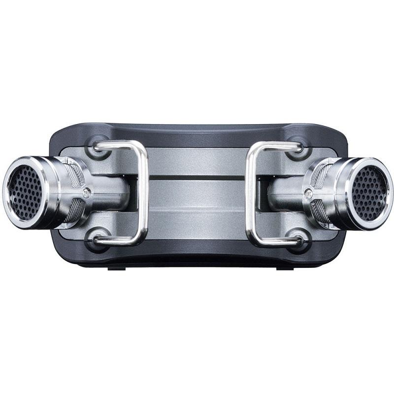 Gravador Tascam DR-40 – Detalhes Microfone