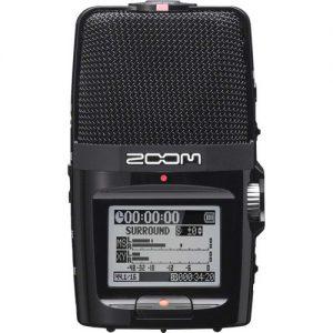 Gravador Zoom H2n