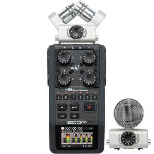 Gravador Zoom H6